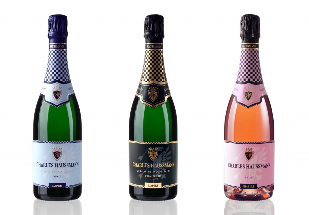 Champagne Charles Haussmann